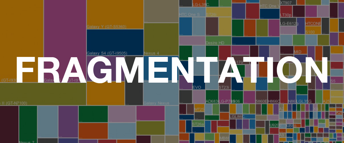 Android Development Fragmentation