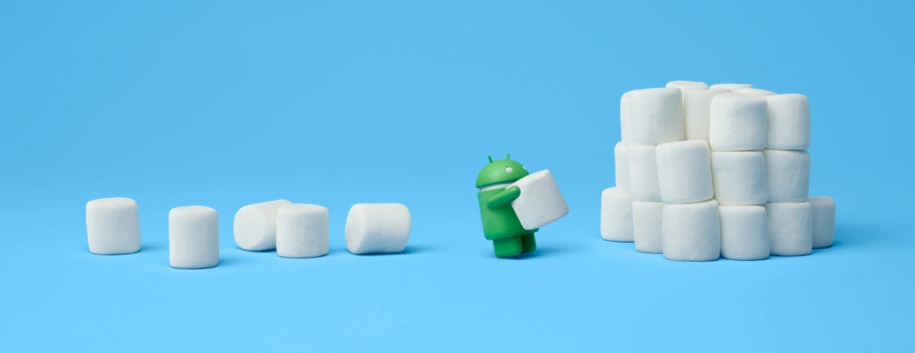A sneak peek at new Android Marshmallow wallpapers